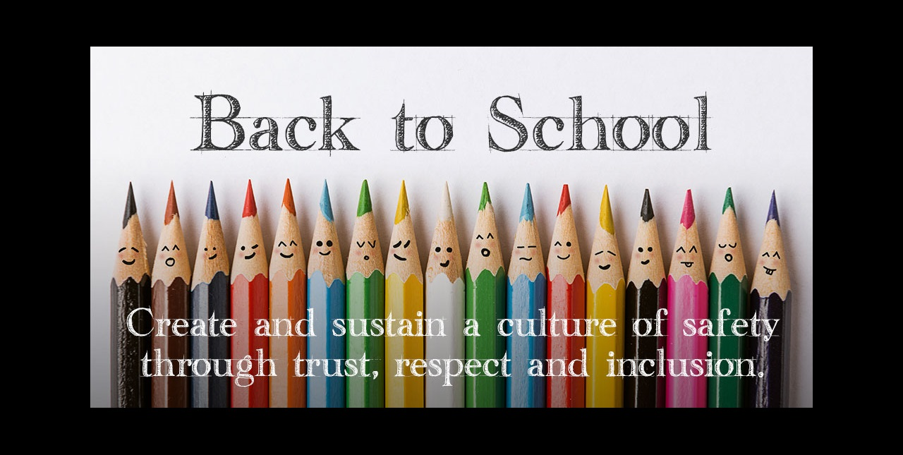 Safety 101 Syllabus: Build Trust, Respect and Inclusion