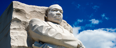 Martin Luther King, Jr. Memorial in West Potomac Park