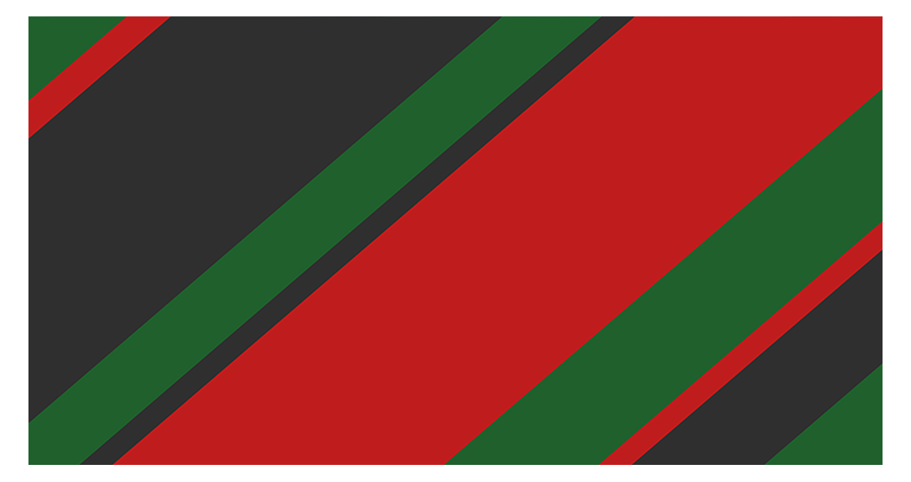 Pan-African Flag Colors